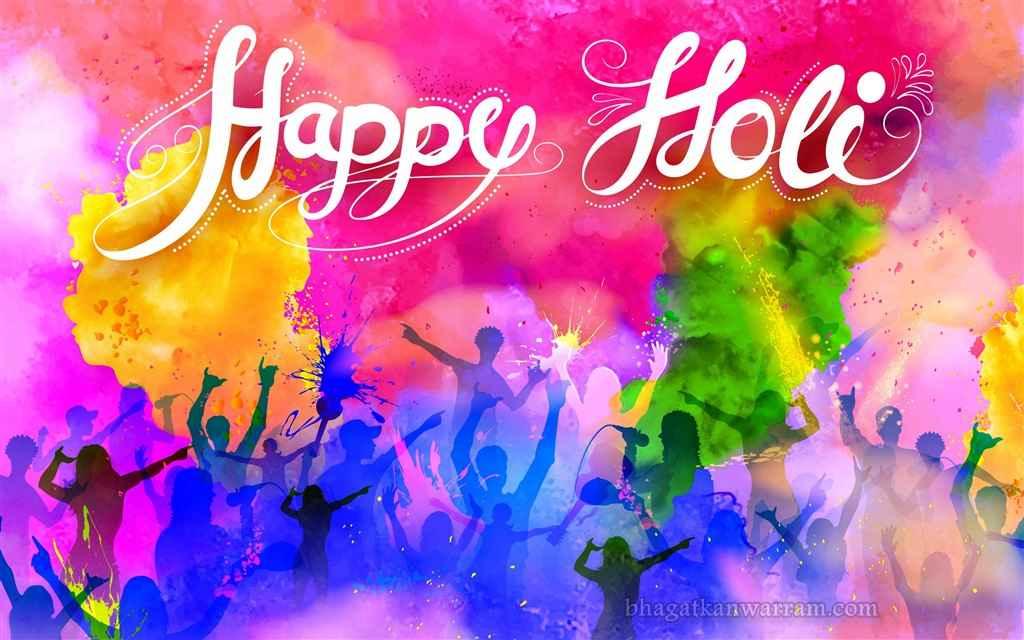 Happy Holi - Hindu Festival